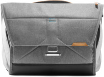 "Peak Design The Everyday Messenger 15 ""V2 Ash Gray"