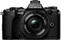 Olympus OM-D E-M5 II Zwart + 14-42mm EZ