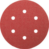Bosch Disque abrasif 150 mm G120 (5x)
