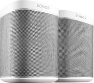 Sonos Play:1 Wit Duo Pack