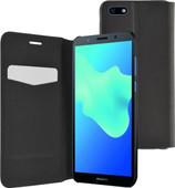 Azuri Booklet Ultra Thin Huawei Y5 (2018) Zwart
