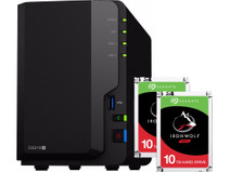 Synology DS218+ 20TB