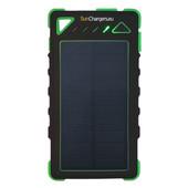 SunChargers Smart Solar Powerbank 8.000 mAh Groen