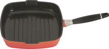 Berghoff Virgo grill pan 24 cm orange