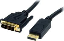 Startech Câble DisplayPort vers DVI-D 1,8 mètre