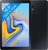 Samsung Galaxy Tab A 10.5 Wifi + 4G Zwart