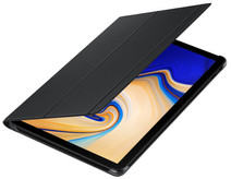 Samsung Galaxy Tab S4 Book Cover Zwart