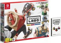 Nintendo Labo : Kit véhicules Nintendo Switch