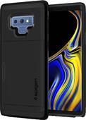Spigen Slim Armor CS Samsung Galaxy Note 9 Back Cover Black