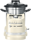 KitchenAid Robot cuiseur Artisan Blanc amande
