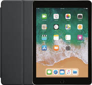 Apple iPad (2018) 128GB Wifi Space Gray + Smart Cover