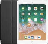 Apple iPad (2018) 32GB Wifi Silver + Smart Cover
