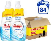 Robijn Klein & Krachtig Stralend Wit: 2 x 1,5 liter