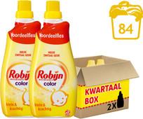 Robijn Klein & Krachtig Zwitsal: 2 x 1,5 liter