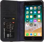 Decoded Leather Wallet Case iPhone 8 Plus / 7Plus Black