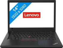 Lenovo Thinkpad T480 i7 - 16GB - 512GB SSD Azerty