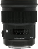 Sigma 50 mm f/1,4 DG HSM Art Canon