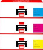 Pixeljet 128A Toner 3 Couleurs pour imprimantes HP (CF371AM)