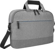 Targus CityLite 12-15.6 Slim Briefcase Laptop Case - Gray