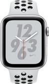 Apple Watch Series 4 40mm Nike+ Zilver Aluminium/Sportband