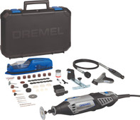 Dremel 4000 + 65-piece accessory set