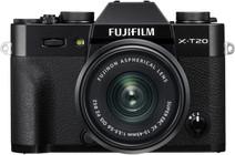 Fujifilm X-T20 Black + XC 15-45mm OIS PZ