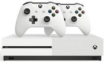 Microsoft Xbox One S 1 To + 2e Manette