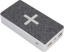Xtorm Powerbank Wireless QI 16.000 mAh Motion Grijs
