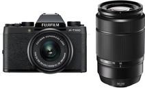 Fujifilm X-T100 Black + XC 15-45mm OIS PZ + XC 50-230mm OIS