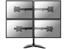 NewStar NM-D335D4BLACK Desk stand