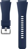 Samsung Galaxy Watch 46mm/Gear S3 Siliconen Horlogeband Blauw