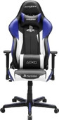 DXRacer Racing Gaming Chair PlayStation Edition Blauw/Zwart/Wit