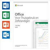 Microsoft Office 2019 Home and Office NL