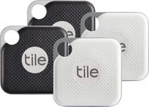 Tile Pro Combopack Zwart en Wit - 4 Stuks