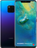Huawei Mate 20 Pro Paars