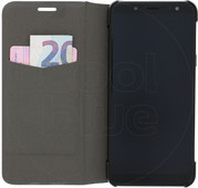 Azuri Booklet Ultra Thin Samsung Galaxy J6 (2018) Book Case Zwart