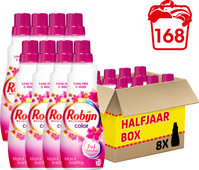 Robijn Klein & Krachtig Color Pink Vloeibaar pakket
