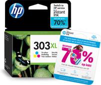HP 303XL Pack 3 Couleurs (T6N03AE)