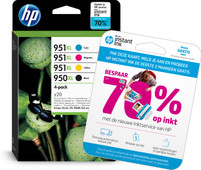 HP 950/951XL Pack Combo (C2P43AE)