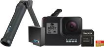 GoPro HERO 7 Black - Starterskit