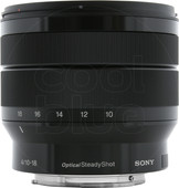 Sony 10-18mm f/4 OSS