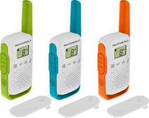 Motorola Talkabout T42 Lot de 3