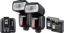 Godox Speedlite V860II Nikon Trigger PRO Kit