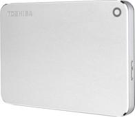 Toshiba Canvio Premium 1TB Silver