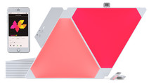 Nanoleaf Light Panels Rhythm Kit Lot de 15