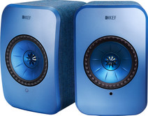 KEF LSX wireless stereo systeem Blauw (per paar)