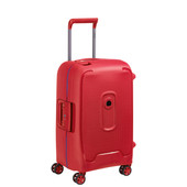 Delsey Moncey Cabin Size Trolley 55cm Red