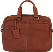 Burkely Antique Avery Workbag 15,6'' Cognac