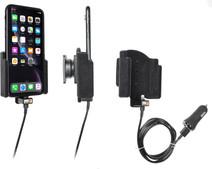 Brodit Sig Plug Apple iPhone XR Autohouder Met Oplader