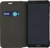 Azuri Booklet Ultra Thin Huawei P Smart Étui Noir